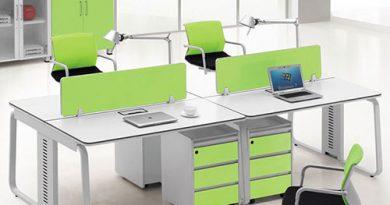 Xu hướng thiết kế nội thất văn phòng làm việc tối giản