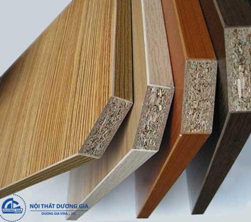 Các loại gỗ công nghiệp trong nội thất