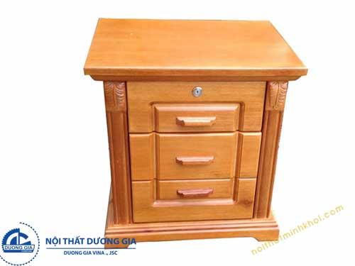 Tủ đựng tài liệu được làm từ gỗ chò chỉ