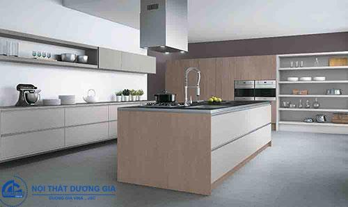 Cách bố trí phòng bếp theo phong thủy từ các vật dụng thiết yếu