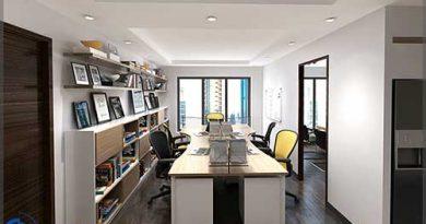 Chú ý đến nội thất khi bố trí trang trí văn phòng làm việc nhỏ
