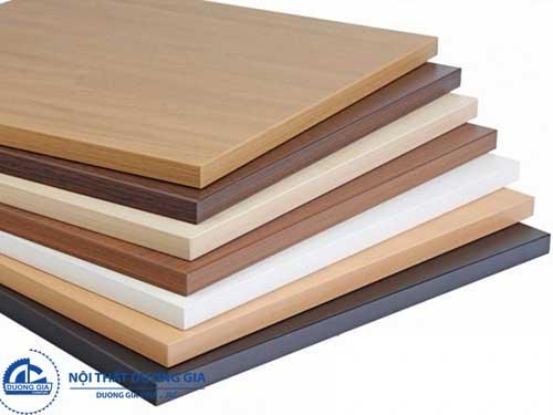 Đặc điểm và ứng dụng của gỗ MFC trong thiết kế nội thất
