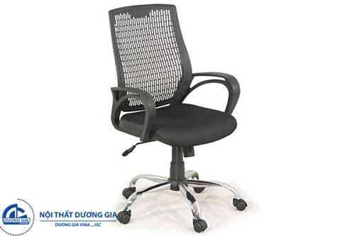 Ghế lưới văn phòng giá rẻ, kiểu dáng đẹp GX301A-M
