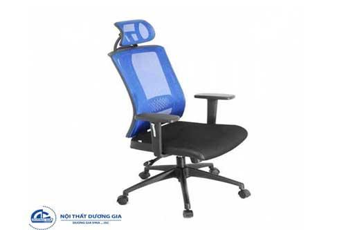 Ghế lưới xoay văn phòng giá rẻ GX303B-N(S3)