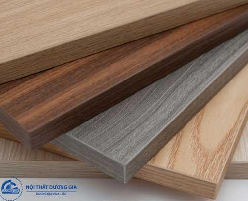 Giá các loại gỗ công nghiệp HDF khá cao