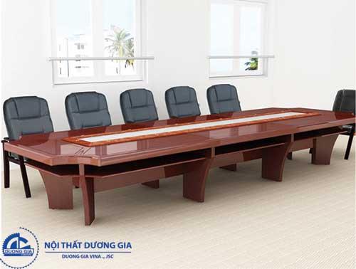 Mẫu bàn họp đẹp dùng cho văn phòng CT5016H1