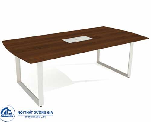 Mẫu bàn phòng họp giá rẻ, đẹp cho văn phòng TH2412M-V