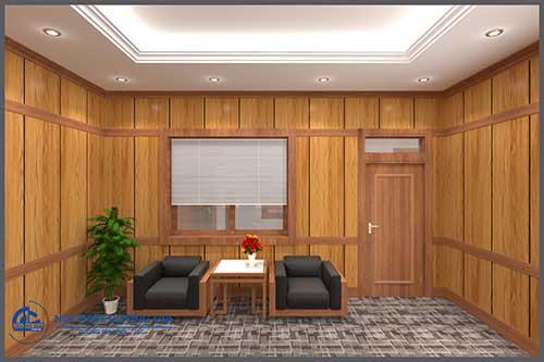 Chính sách bảo hành khi thiết kế phòng làm việc của tổng giám đốc tốt