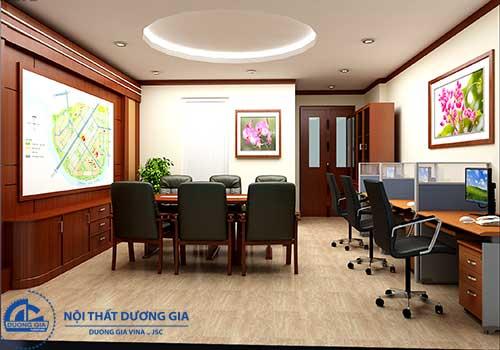 Thiết kế văn phòng nhỏ cần xác định rõ mục đích sử dụng