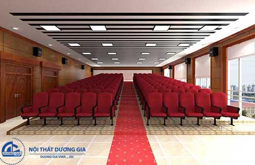 Mẫu thiết kế nội thất phòng hội trường HT-DG21