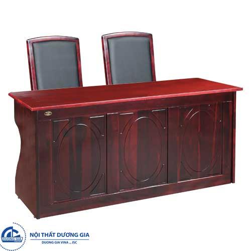 Mẫu bàn ghế hội trường gỗ tự nhiênBHT12DH4+GHT10