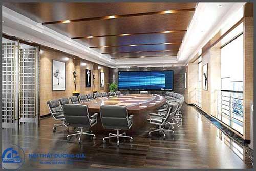 Phòng họp nói chung, phòng họp trực tuyến nói riêng giữ vai trò rất quan trọng