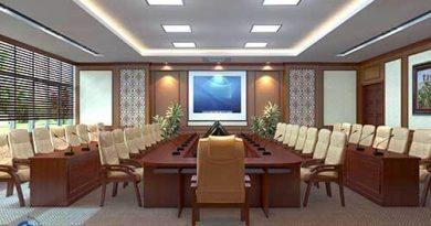 3 mẹo nhỏ kiến tạo không gian nội thất phòng họp đẹp, sang trọng