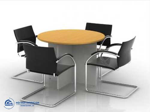 Chọn bộ bàn ghế phòng họp theo mục đích sử dụng