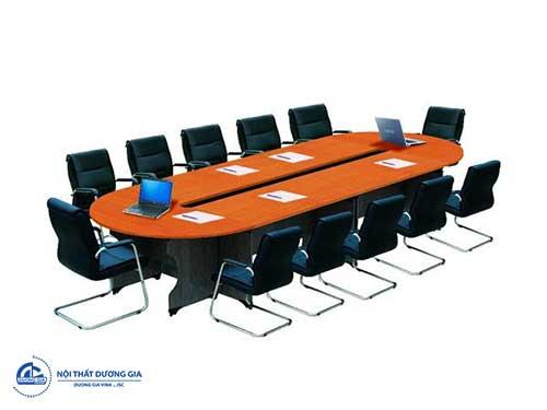 Lựa chọn đơn vị cung cấp bàn ghế họp văn phòng uy tín