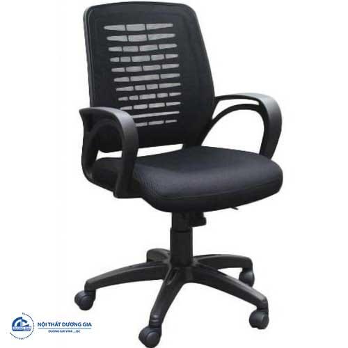 Mẫu ghế ngồi phòng họp chân xoay hiện đại