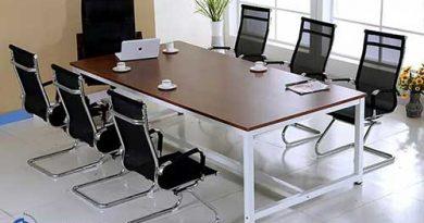 Nên chọn mẫu ghế phòng họp đẹp nào cho văn phòng thêm sang trọng?
