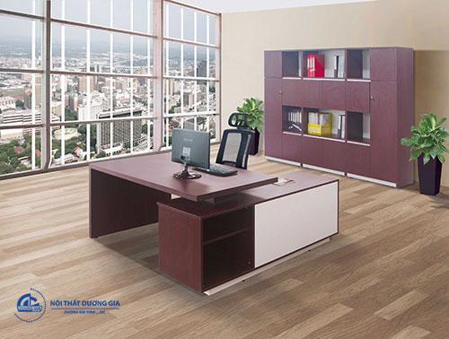 Cần lựa chọn mẫu bàn Giám đốc đẹp, hiện đại - bàn BLD07