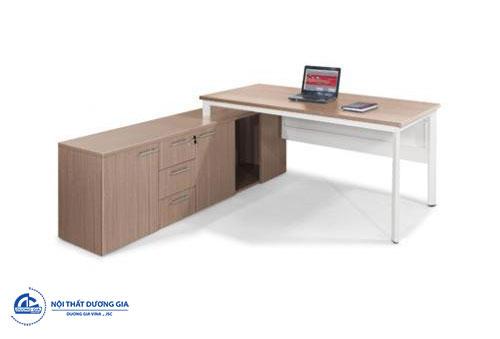 Mẫu bàn làm việc của Giám đốc cần đảm bảo chất lượng - bàn BLD04