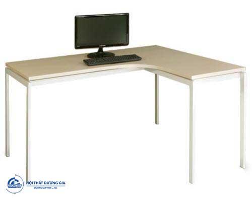 Mẫu bàn làm việc văn phòng giá rẻ BLP14-CH