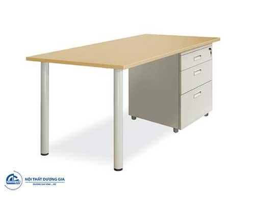 Mẫu bàn văn phòng giá rẻ, tiện nghiBCT14HS3