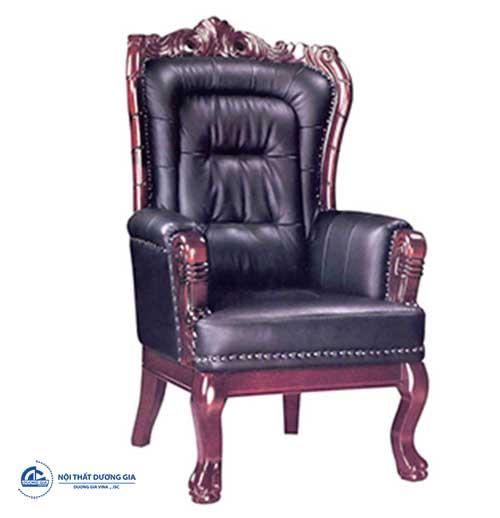 Mẫu ghế Giám đốc đẹp bằng gỗ - ghế TQ23