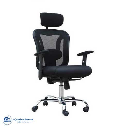 Mẫu ghế Giám đốc giá rẻ bằng vải lưới thông thoáng - ghế GL303