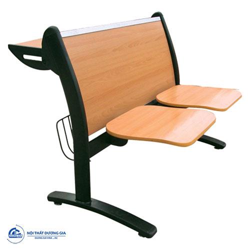 Ghế băng chờ gỗ thiết kế tiện nghi GPC05D