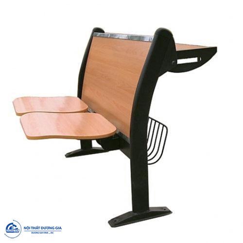 Mẫu ghế băng chờ gỗ đẹp GPC05G