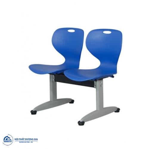 Mẫu ghế băng chờ nhựa giá rẻ GC02-2