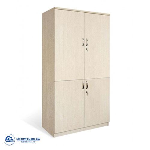 Mẫu tủ gỗ đựng hồ sơ văn phòng đẹp TG04G-2