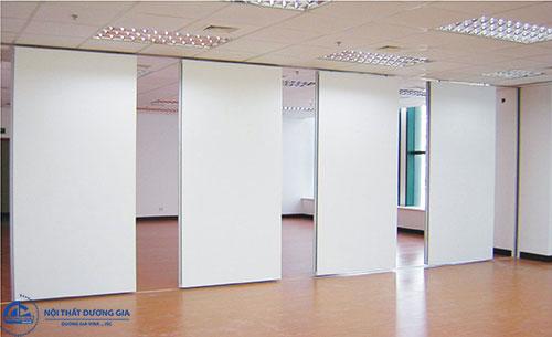Chọn vách ngăn văn phòng có màu sắc hợp không gian không quá khó ...