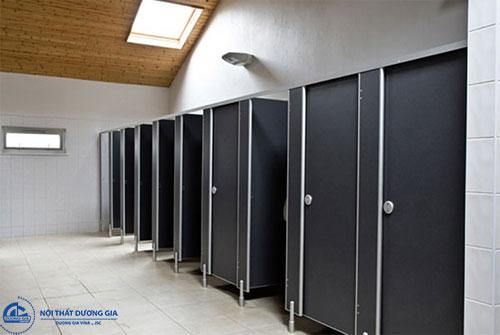 Thế nào là vách ngăn nhà vệ sinh MFC?