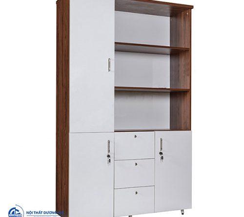 TOP 7 mẫu tủ hồ sơ gỗ văn phòng giá rẻ, thiết kế hiện đại