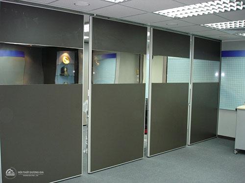 Chọn địa chỉ bán vách ngăn văn phòng làm việc chính hãng