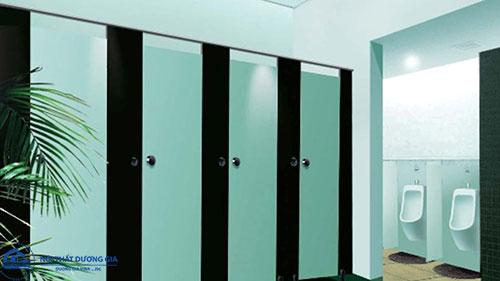 Báo giá vách ngăn vệ sinh Composite, MFC và MDF rẻ nhất tại Hà Nội