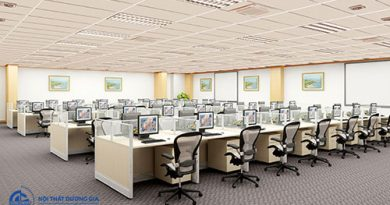 Công ty thiết kế văn phòng 200m2 chuyên nghiệp tại Hà Nội