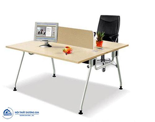 Bàn ghế văn phòng Hà Nội: Bàn BCA12-2- Ghế GX16-M