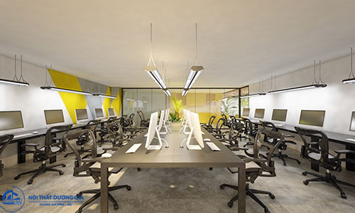 Đơn vị cung cấp dịch vụ thiết kế văn phòng làm việc tốt nhất tại Hà Nội
