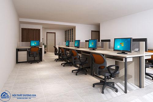 Đơn vị cung cấp dịch vụ thiết kế văn phòng trọn gói