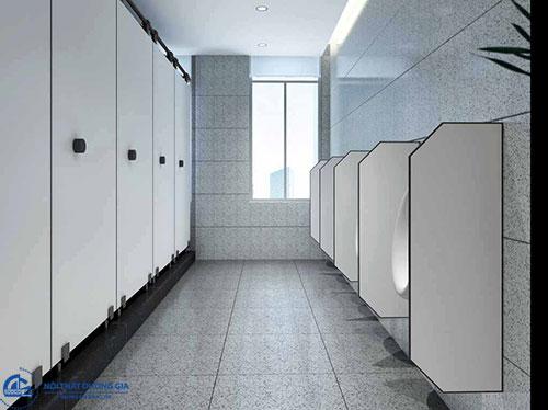 Giá thành của vách ngăn vệ sinh chống ẩm