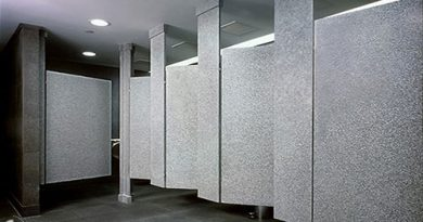 4 lý do nên chọn vách vệ sinh Compact chịu nước cho mọi công trình
