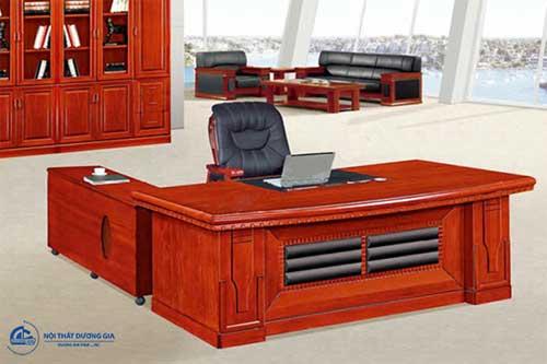 Mua bàn làm việc gỗ giá rẻ, đẹp ở đâu Hà Nội?