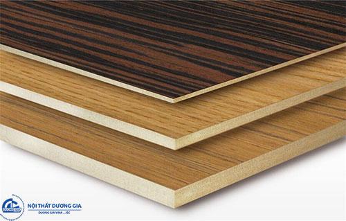 Báo giá gỗ MDF và MFC