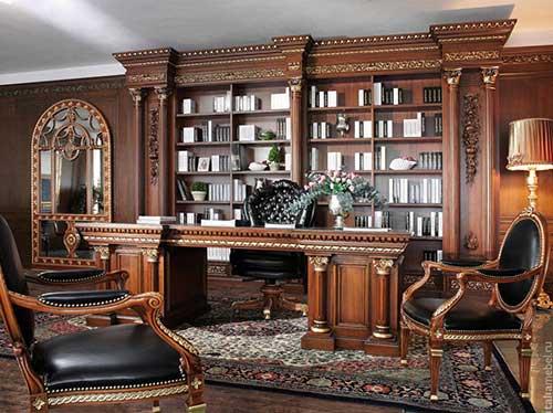 Tư vấn cách chọn bàn Giám đốc cổ điển
