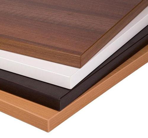 Nhược điểm gỗ MDF phủ Melamine