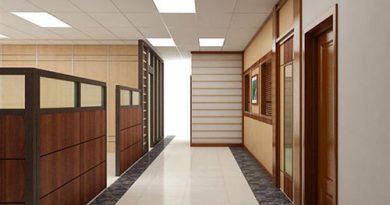 Báo giá vách ngăn văn phòng bằng gỗ có rẻ không?