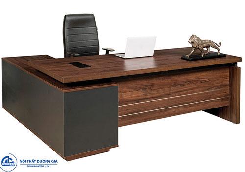 Bàn văn phòng gỗ công nghiệp có giá rẻ