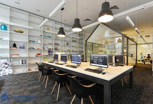 Tư vấn cách thiết kế nội thất văn phòng tại Hải Dương theo hướng hiện đại