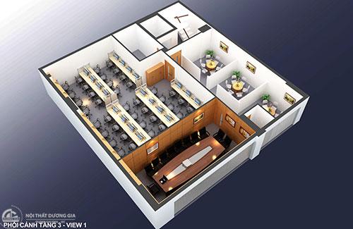 Đơn vị thiết kế nội thất tại Thanh Hóa